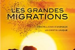 Les grandes migrations. National Geographic. 6h00. Note : 3/4