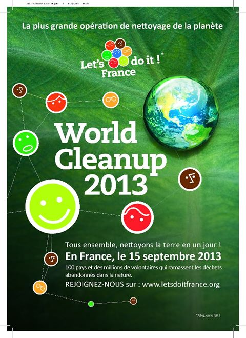 world clean up 2013