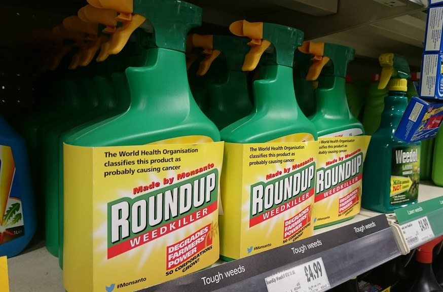 glyphosate vote europe