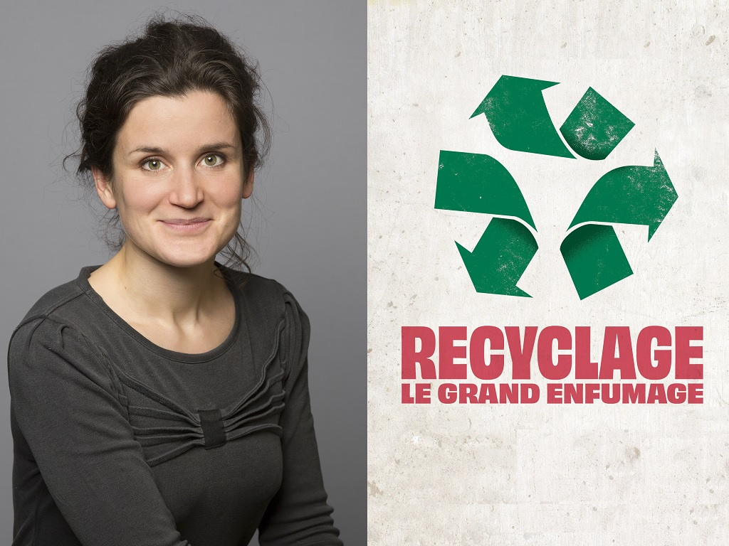 recyclage service jetable