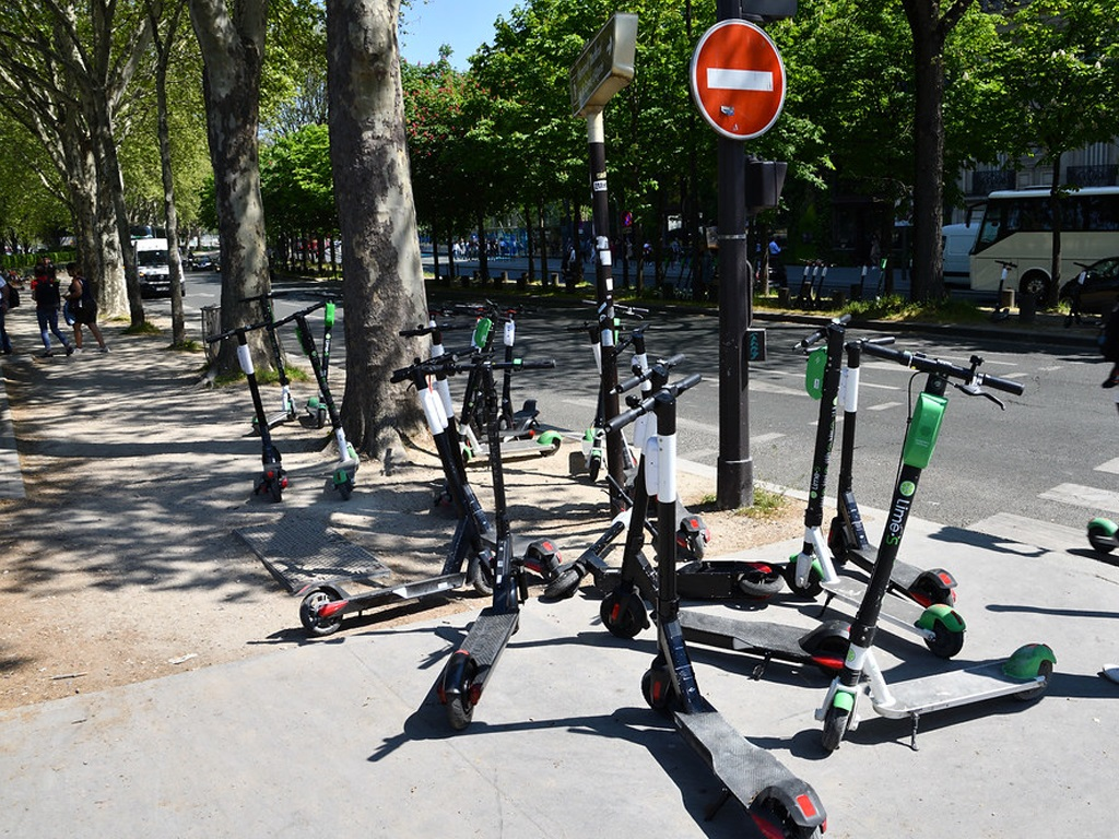 recyclage batteries trottinettes